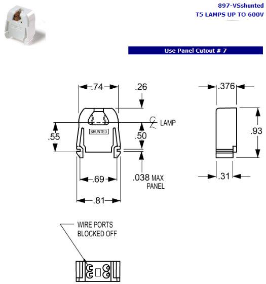 Cld Inc Gaynor Series 468 Amp 897