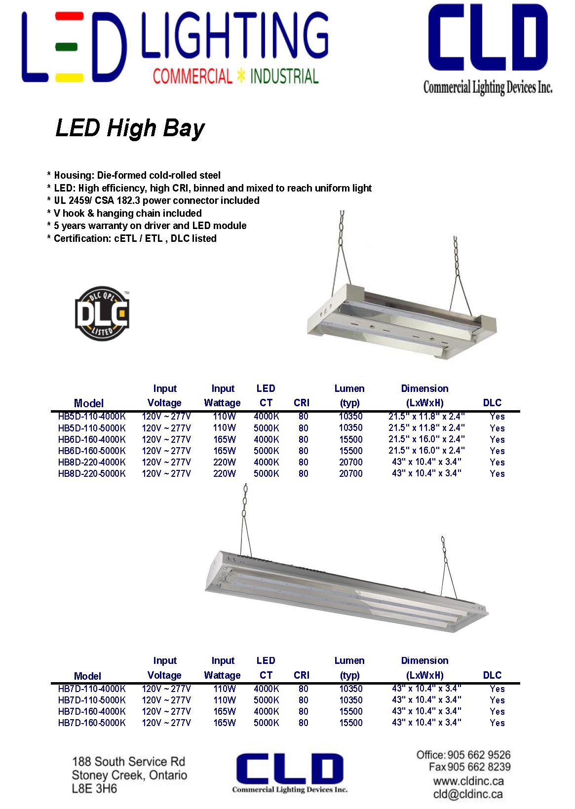 LED-HB5D