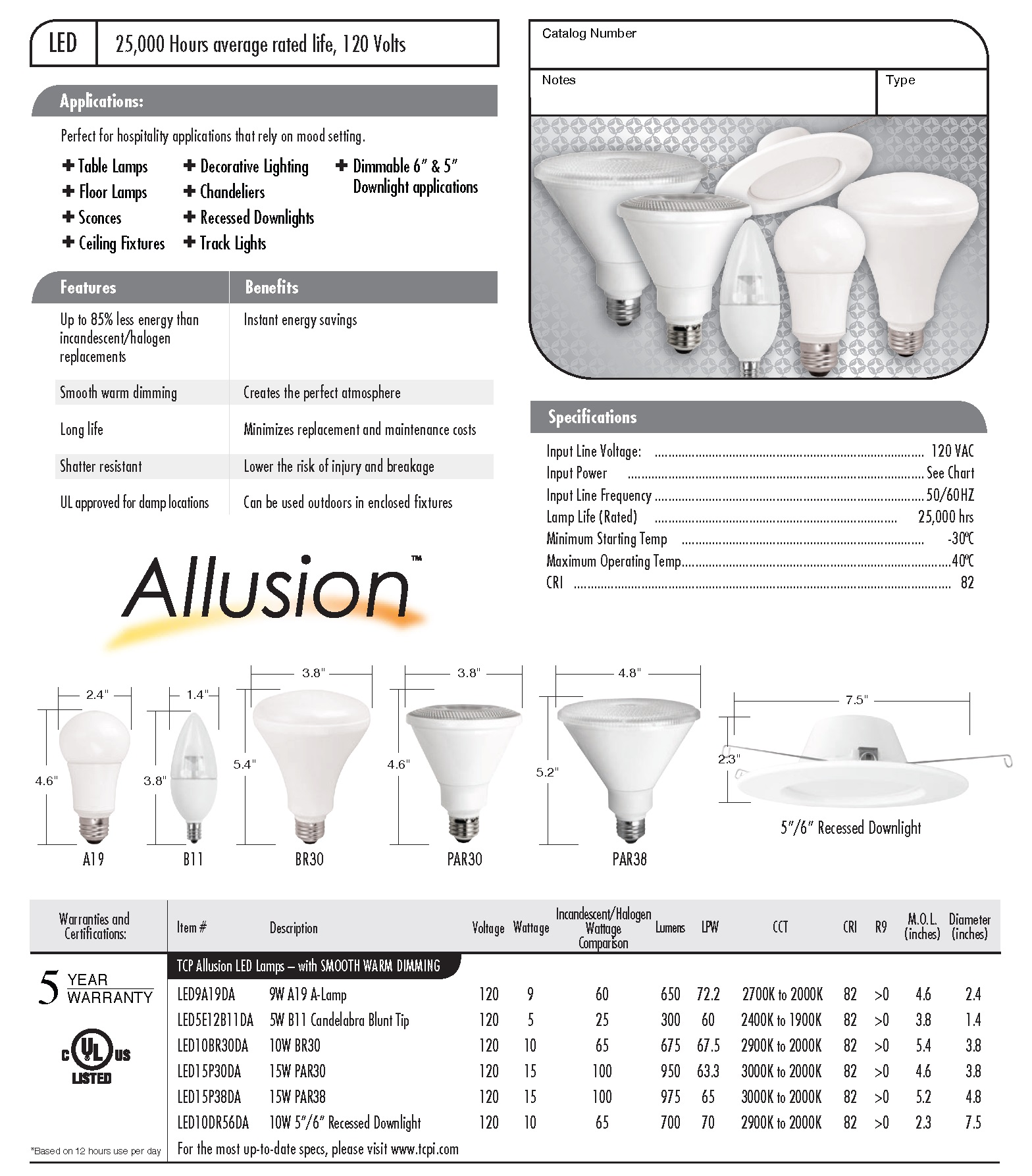 CLD INC – Allusion Worksheets