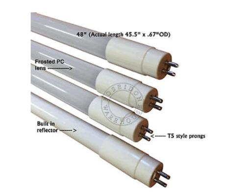 LED T5 HO & T5 HE Ballast Compatible Tubes