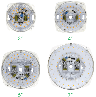 ROUND LED LIGHT ENGINES